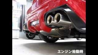 getlinkyoutube.com-トヨタ86 TRDハイレスポンスマフラーVer.R