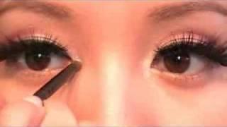 getlinkyoutube.com-Как сделать большие глаза