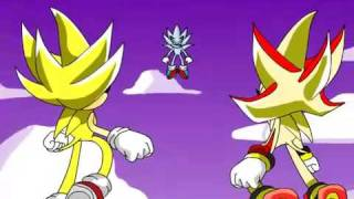 Sonic Nazo Unleashed Stage 2