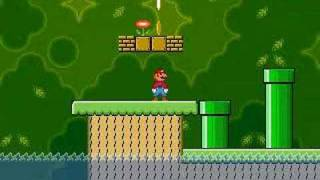 Super Mario Bros DDX - Level 3-4