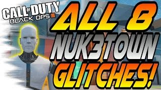 getlinkyoutube.com-(6/3/16) ALL WORKING NUK3TOWN GLITCHES! - Wallbreaches, On Top of Maps (Black Ops 3 Glitch)