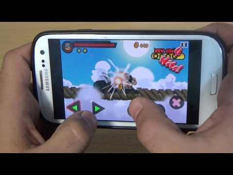 Free Game on Smart Phone -kung fu warrior