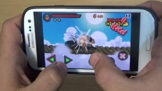 Free Game on Smart Phone -kung fu warrior