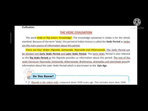 class 6 SST Ch 11 The Iron Age Civilization