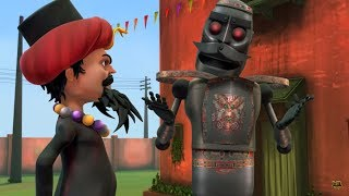 Emotion Chip - Burka Avenger Full Episode (w/ English subtitles)