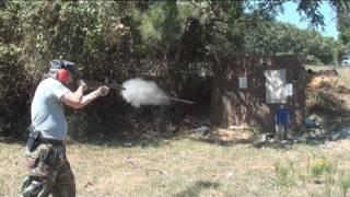 "getlinkyoutube.com-Richardson Industries ""Guerilla Gun"" Slam Fire 12 gauge Shotgun"