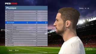 getlinkyoutube.com-PES 2016 - Create Player   Become a Legend (PS4 HD) [1080p]