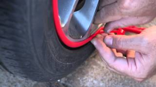 getlinkyoutube.com-Scuffs by Rimblades Alloy Wheel Rim Protectors Installation Video