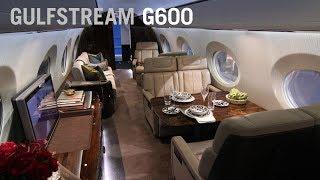 getlinkyoutube.com-Gulfstream Unveils a Redesigned G600 Business Jet Cabin Interior – AINtv