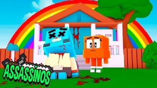 Minecraft: GUMBALL MORREU! (Assassinos)