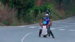 getlinkyoutube.com-Moto Pirueta Tarma †No Te La Comas†