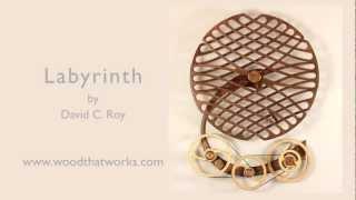 getlinkyoutube.com-Labyrinth Kinetic Sculpture