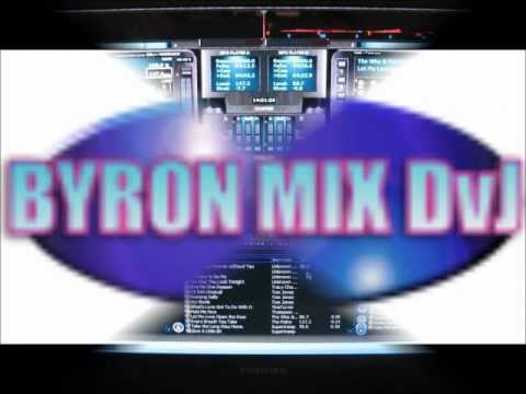 REGAETON MIX BYRON MIX DvJ 2012
