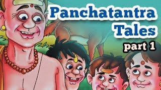 getlinkyoutube.com-Panchatantra Tales in English - Animated Stories for Kids - Part 1