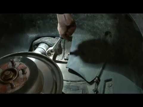 Модернизация подвески на Zotye T600 часть 2