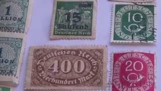 getlinkyoutube.com-How To View German Number Postal Stamps