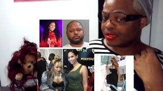 getlinkyoutube.com-My Thanksgiving, Nicki Minaj Brother,  LIL KIM FACE, Wendy Williams Legs & More!