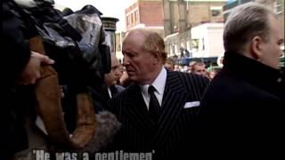 getlinkyoutube.com-Bartley Gorman interviewed at Reg Kray's Funeral