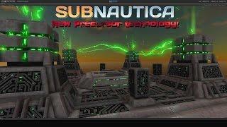 getlinkyoutube.com-New Precursor technology! | Subnautica News #45