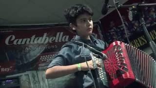 """getlinkyoutube.com-""""REY DEL ACORDEÓN"""" Categoría Infantil - Acordeón Fest 2016"""