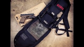 getlinkyoutube.com-GORUCK EDC / Active Shooter Tactical Backpack by 20$Bandit