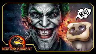 getlinkyoutube.com-ч.01 Месть Джокера - Mortal Kombat Vs. DC Universe