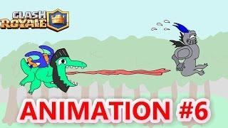 getlinkyoutube.com-Clash Royale Animation #6: MEGA MINION & INFERNO DRAGON-UNTOLD STORY (Funny Royale Movie by LuoKho)