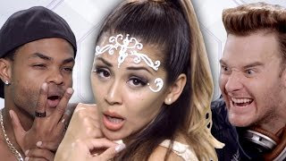 "getlinkyoutube.com-Ariana Grande ft. Zedd - ""Break Free"" PARODY"