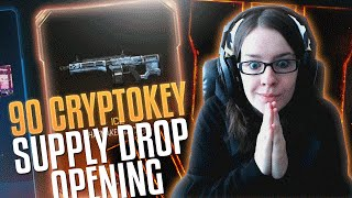 getlinkyoutube.com-90 CRYPTOKEY SUPPLY DROP OPENING! MY FIRST EPIC! (Black Ops 3 Supply Drop)