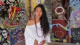 Caylah : slameuse à Mada