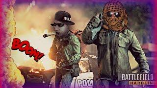 getlinkyoutube.com-بتل فيلد هارد لاين - حشيش مسرع - سرقة بنوك - تسطيح سيارات |Battlefield Hardline PS4