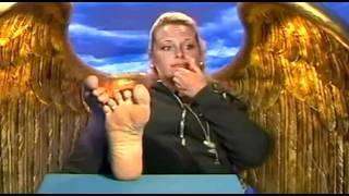 getlinkyoutube.com-Josie Gibson Soles (Big Brother 2010 UK)