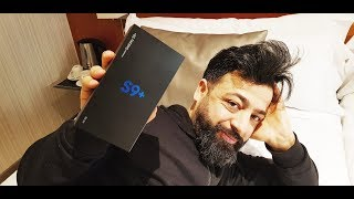 Samsung Galaxy S9+ Unboxing