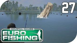 EURO FISHING #27 - Moby Dick am Haken! :D || Let's Play Euro Fishing || German