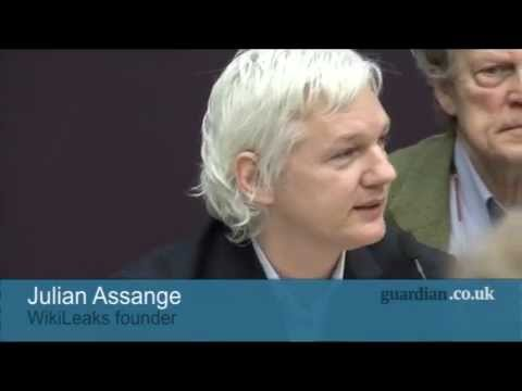 Julian Assange Facebook, Google, Yahoo is spying on you!