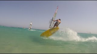 getlinkyoutube.com-Windsurfing Fuerteventura 2013