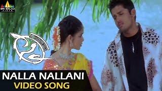 getlinkyoutube.com-Sye Video Songs | Nalla Nallaani Kalla Video Song | Nitin, Genelia | Sri Balaji Video
