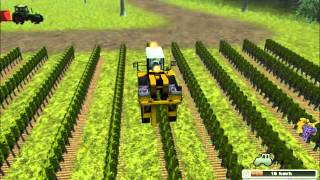 getlinkyoutube.com-Farming simulator 2013 vendange