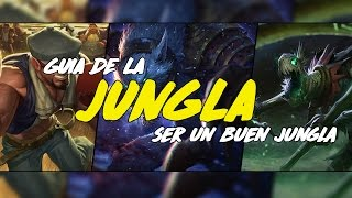 getlinkyoutube.com-Guia de JUNGLA S6 6.14 2016 l COMO SER BUEN JUNGLER, RUTAS DE JUNGLA, DRAGONES Y MAS!!
