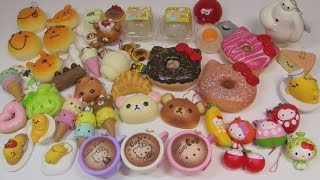 getlinkyoutube.com-Squishy Collection ~ スクイーズコレクション