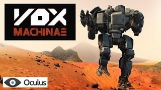 getlinkyoutube.com-Mech Warriors are Intense in VR! Oculus Rift DK2