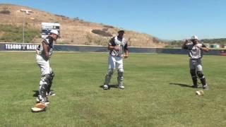 getlinkyoutube.com-NLCA How to be a better catcher....Details matter