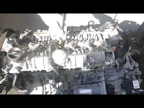 Двигатель Volvo для V40 Cross Country 2012 после