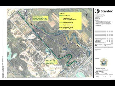 Projet de voie de contournement : Château-Richer prévoit consulter la population