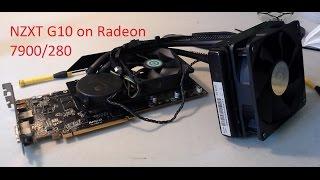 getlinkyoutube.com-NZXT G10 on Radeon 7950 / R9 280