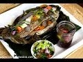 HOW TO MAKE PINAPUTOK NA ISDA (TILAPIA)