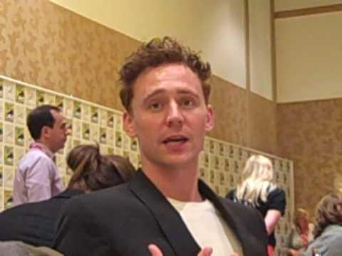 Tom Hiddleston Discusses Thor