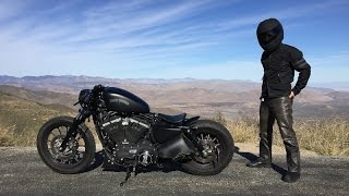 getlinkyoutube.com-2013 Harley Davidson Custom Iron Sportster - Lose Yourself