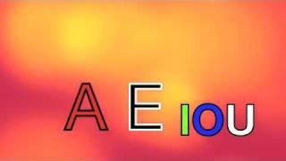 getlinkyoutube.com-The AEIOU Vowel song