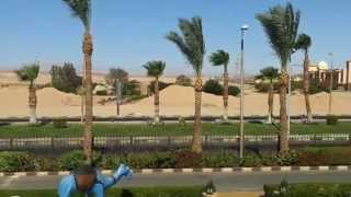 getlinkyoutube.com-Albatros Palace Resort, Hurghada, Ägypten, Hotel